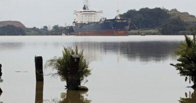 Atacan un portacontenedores con bandera de Panamá en el golfo de Guinea