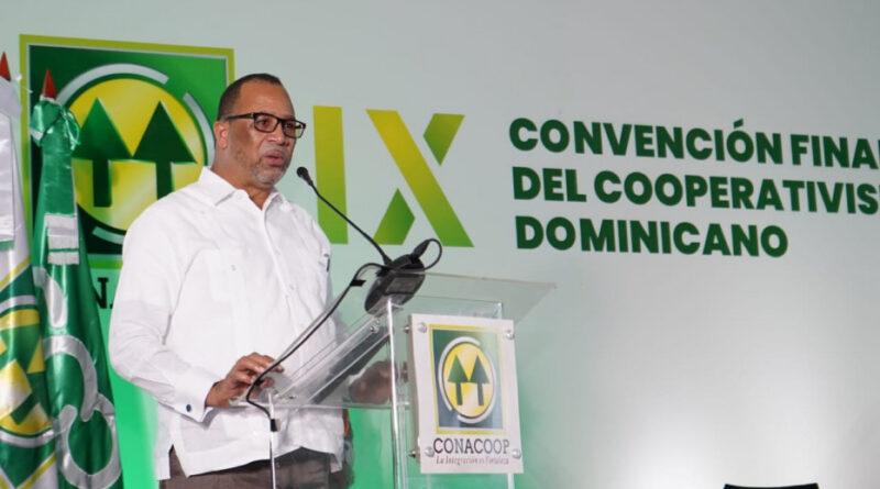 Idecoop afirma cooperativismo es clave para reducir la pobreza y empoderar la gente