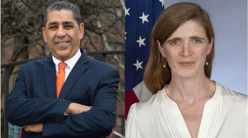 Espaillat y directora de USAID abordan ayuda a República Dominicana para reducir crimen y violencia