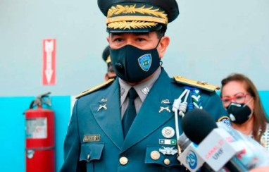 """Director de la Policía pide a """"desaprensivos"""" evitar ser apresados"""