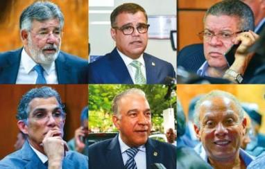 Solo seis llegaron a juicio de 14 imputados en caso Odebrecht